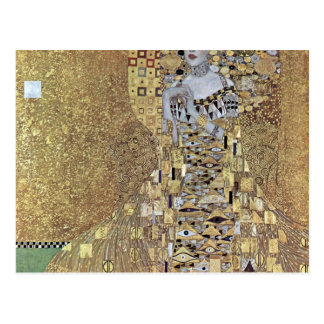 Gustav Klimt - The Kiss Postcard