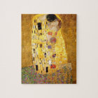 Gustav Klimt The Kiss Puzzle