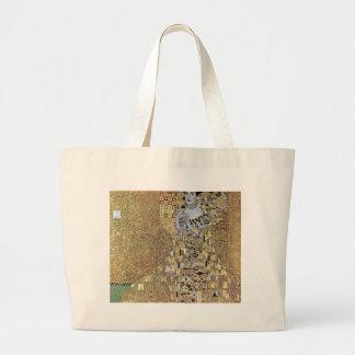 Gustav Klimt - The Kiss Jumbo Tote Bag