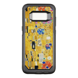 Gustav Klimt The Kiss Vintage Art Nouveau Painting OtterBox Commuter Samsung Galaxy S8 Case