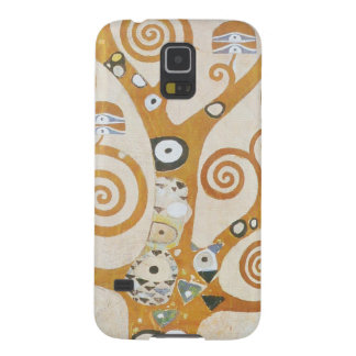 Gustav Klimt The Tree Of Life Art Nouveau Galaxy S5 Cases