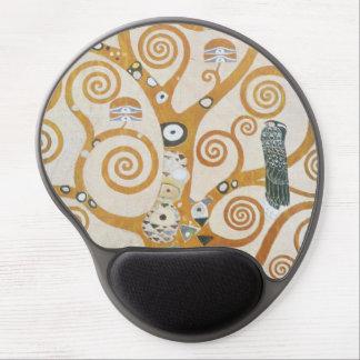 Gustav Klimt The Tree Of Life Art Nouveau Gel Mouse Pad