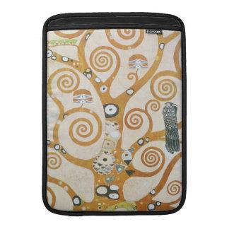 Gustav Klimt The Tree Of Life Art Nouveau MacBook Sleeve