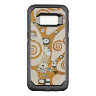Gustav Klimt The Tree Of Life Art Nouveau OtterBox Commuter Samsung Galaxy S8 Case
