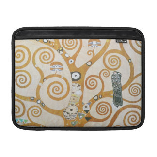 Gustav Klimt The Tree Of Life Art Nouveau Sleeve For MacBook Air