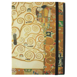 "Gustav Klimt The Tree Of Life Vintage Art Nouveau iPad Pro 12.9"" Case"