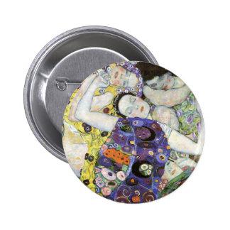 Gustav Klimt ~ The Virgin Pins