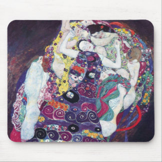 Gustav Klimt The Virgin Mouse Pad