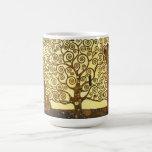 Gustav Klimt Tree of Life Mug