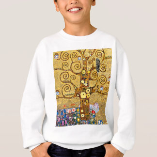 "Gustav Klimt, ""Tree of life"" Sweatshirt"