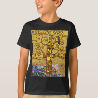 "Gustav Klimt, ""Tree of life"" T-Shirt"