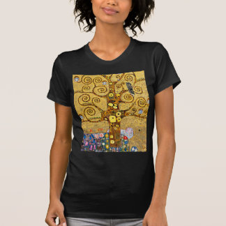 "Gustav Klimt, ""Tree of life"" T-Shirt"