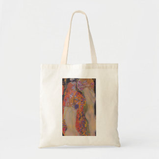 Gustav Klimt Water Snakes II Tote Bag