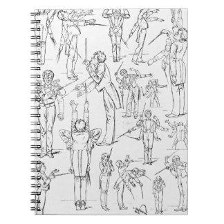 Gustav Mahler Notebook