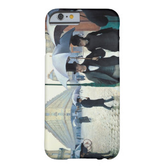 Gustave Caillebotte Paris Street Rainy Day Barely There iPhone 6 Case
