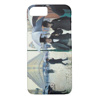 Gustave Caillebotte Paris Street Rainy Day iPhone 7 Case