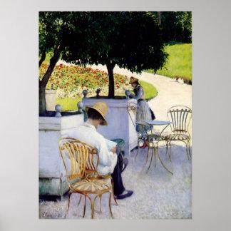 Gustave Caillebotte Poster