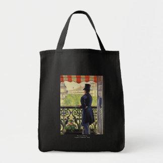 Gustave Caillebotte Canvas Bag