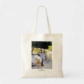 Gustave Caillebotte Bag