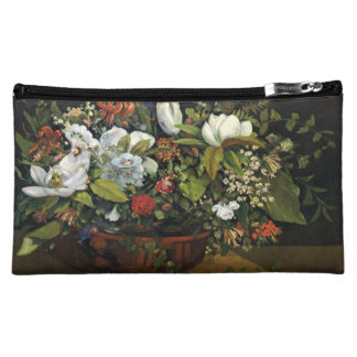 Gustave Courbet Painting Makeup Bags