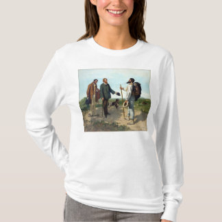 Gustave Courbet Painting T-Shirt