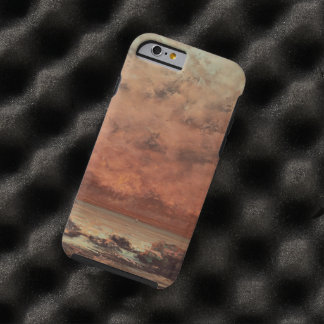 Gustave Courbet The Black Rocks At Trouville Tough iPhone 6 Case