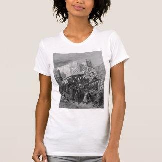 Gustave Dore: The Crusaders' War Machinery Shirts