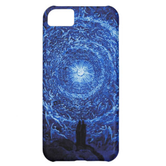 Gustave Dore The White Rose iPhone case (blue) iPhone 5C Case