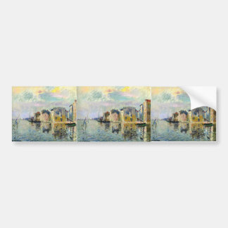 Gustave Loiseau- Martigues Bumper Stickers