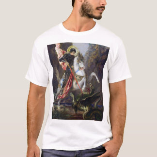 Gustave Moreau and Saint George and the Dragon T-Shirt