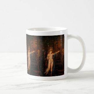 Gustave Moreau and Salomé 1876 Coffee Mug