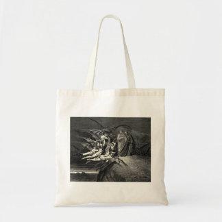 Gustave Moreau Art Canvas Bag