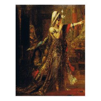 Gustave Moreau Art Postcard