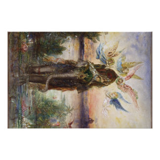 Gustave Moreau Art Poster