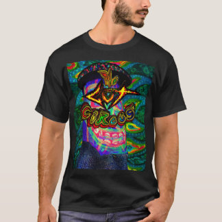 GuT Circus Buzzmeister Logo Black T-Shirt for Men
