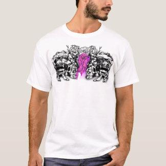 Gut Instincts WHT T-Shirt