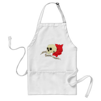 Guts Grease Glory Apron