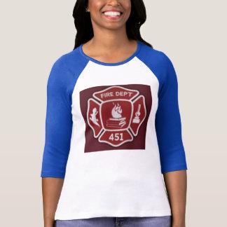Guy Montag Firefighter shirt