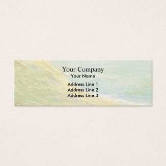 Guy Rose- Bluff at Pourville Mini Business Card
