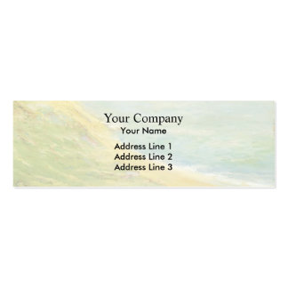 Guy Rose- Bluff at Pourville Pack Of Skinny Business Cards