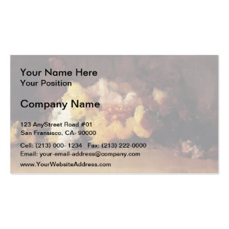 Guy Rose- Chrysanthemums Pack Of Standard Business Cards
