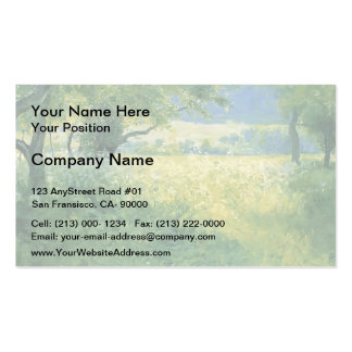Guy Rose- July Afternoon Pack Of Standard Business Cards