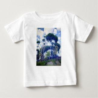 Guy Rose - Laguna Eucalyptus - Art Masterpiece Baby T-Shirt