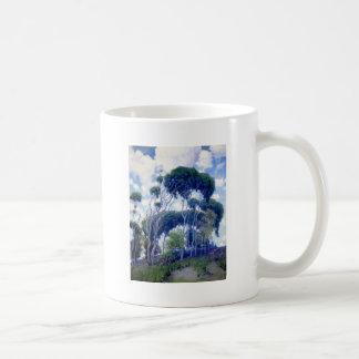 Guy Rose - Laguna Eucalyptus - Art Masterpiece Coffee Mug