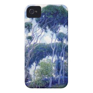 Guy Rose - Laguna Eucalyptus - Art Masterpiece iPhone 4 Covers