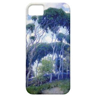 Guy Rose - Laguna Eucalyptus - Art Masterpiece iPhone 5 Covers