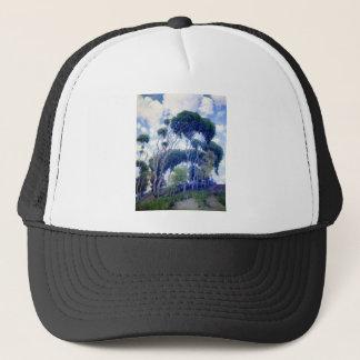 Guy Rose - Laguna Eucalyptus - Art Masterpiece Trucker Hat
