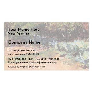 Guy Rose- The Cabbage Patch Pack Of Standard Business Cards