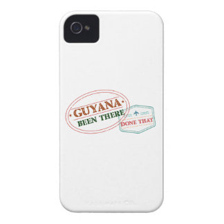 Guyana Been There Done That Case-Mate iPhone 4 Case