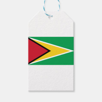 Guyana Flag Gift Tags